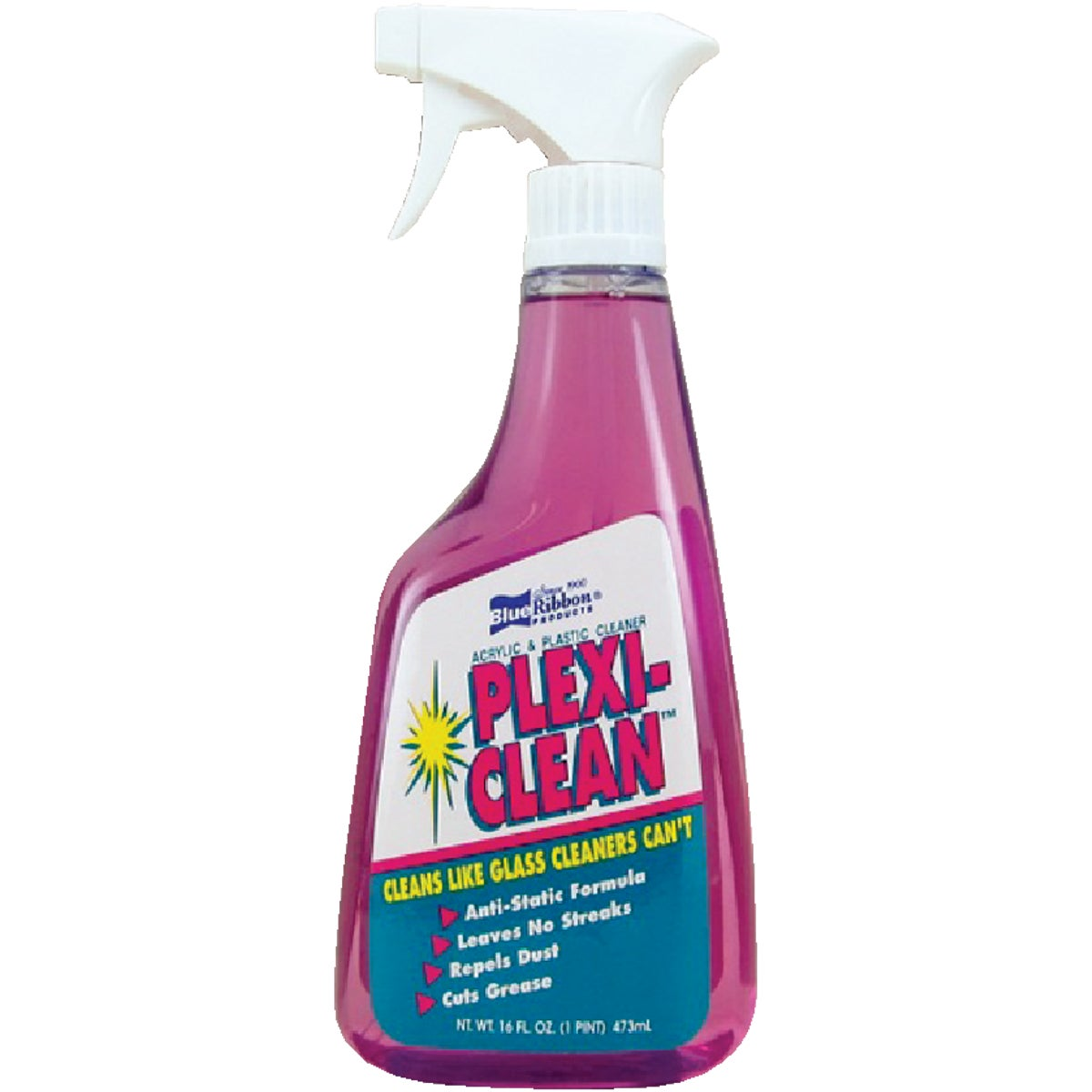 ACRYLIC&PLASTIC CLEANER - 11070 by Blue Ribbon Prods