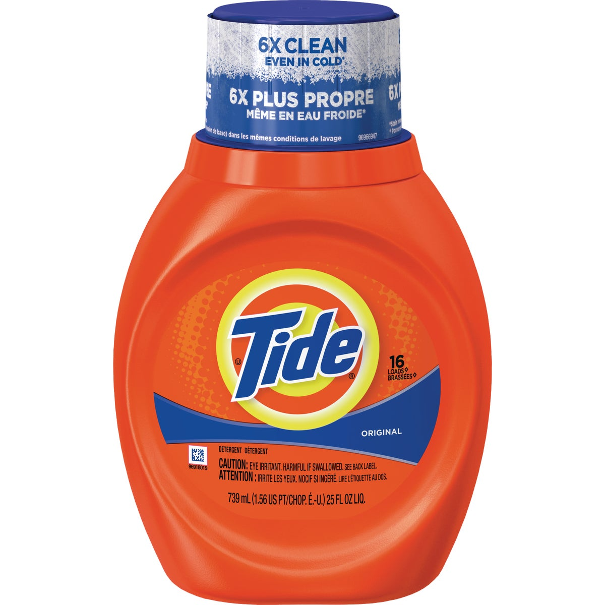 16 LOAD 25OZ LIQ TIDE - 13875 by Procter & Gamble