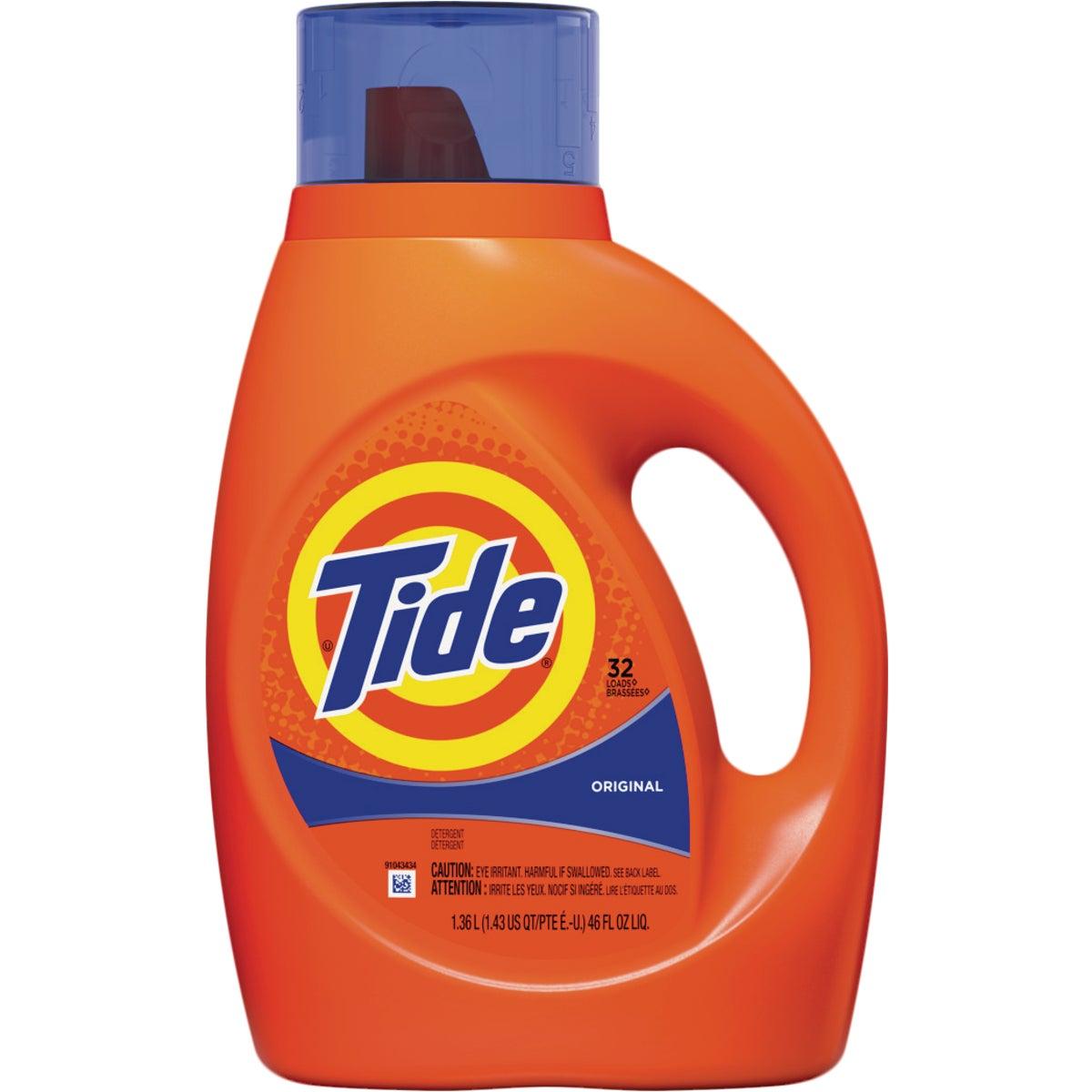 Tide Liquid Laundry Detergent, 13878