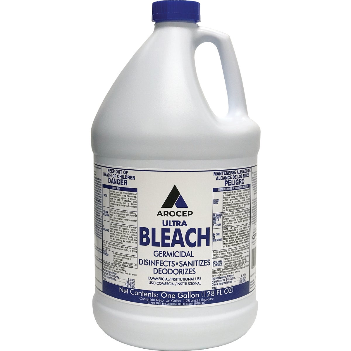 128OZ BLEACH - DB118 by Champion Packaging