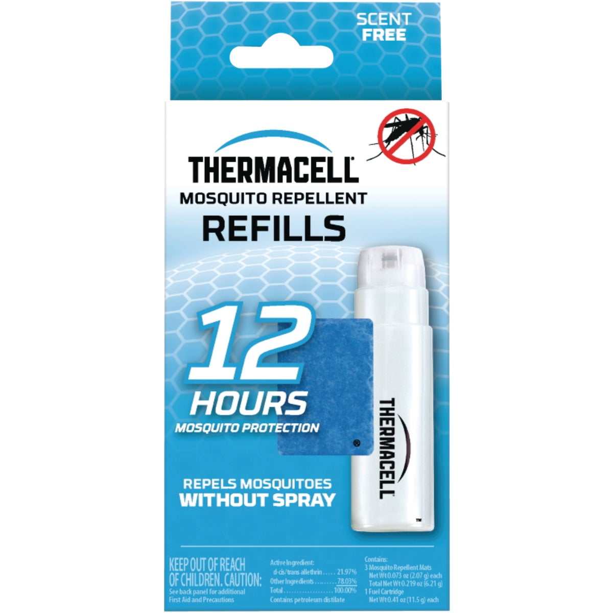 Schawbel Corp 1 PAK THERMACELL REFILL MR000-12