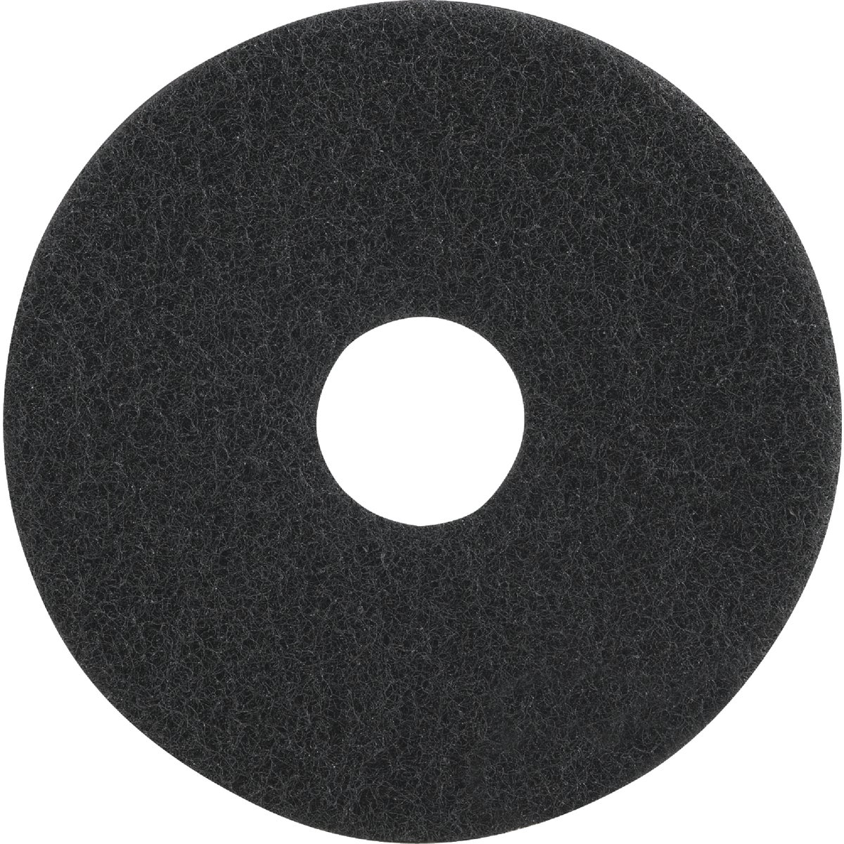 "13"" BLACK STRIPPING PAD - TKL13B by Lundmark Wax Co"
