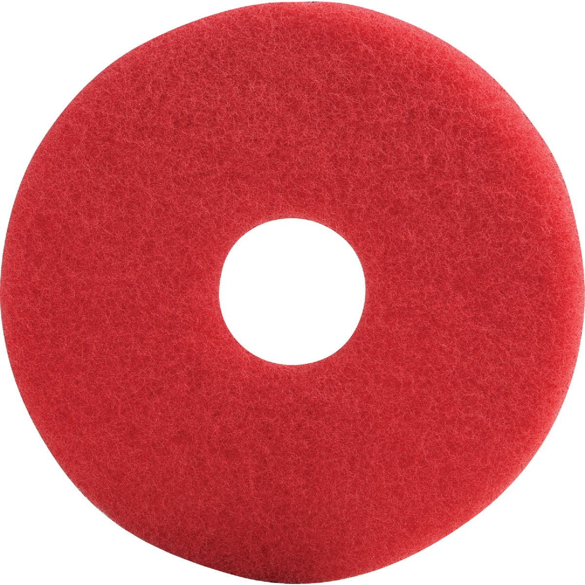 "13"" RED SCRUB PAD - TKL13R by Lundmark Wax Co"