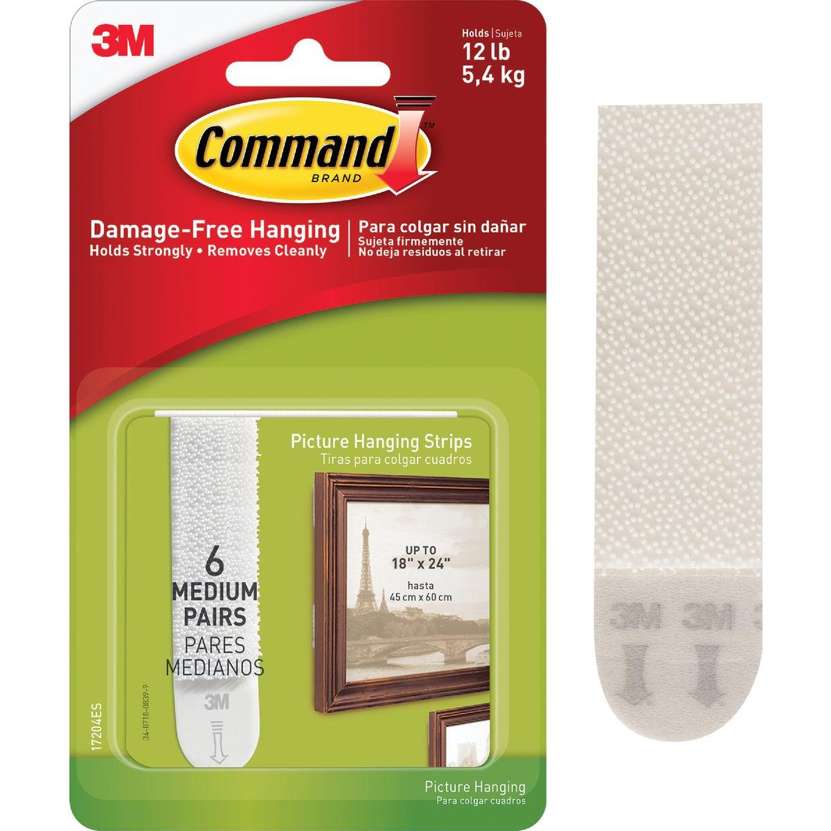 CMD MED INTRLK FASTENER - 17204 by 3m Co