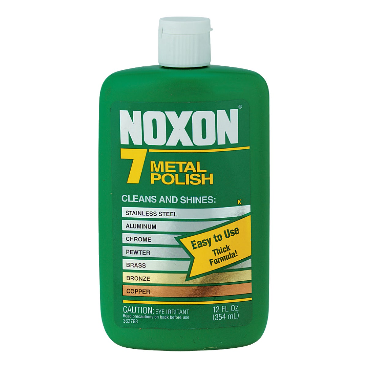 12OZ NOXON METAL POLISH - 6233800117 by Reckitt Benckiser