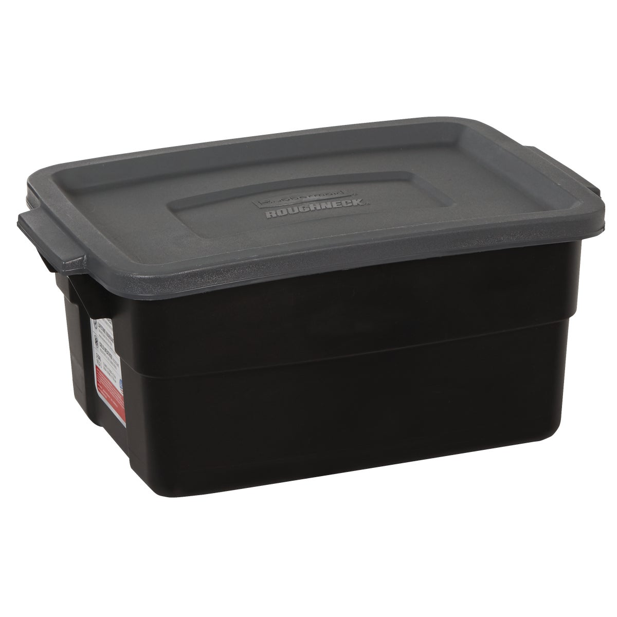 3GAL INDIGO STORAGE BOX - 221300DIM by Rubbermaid Home