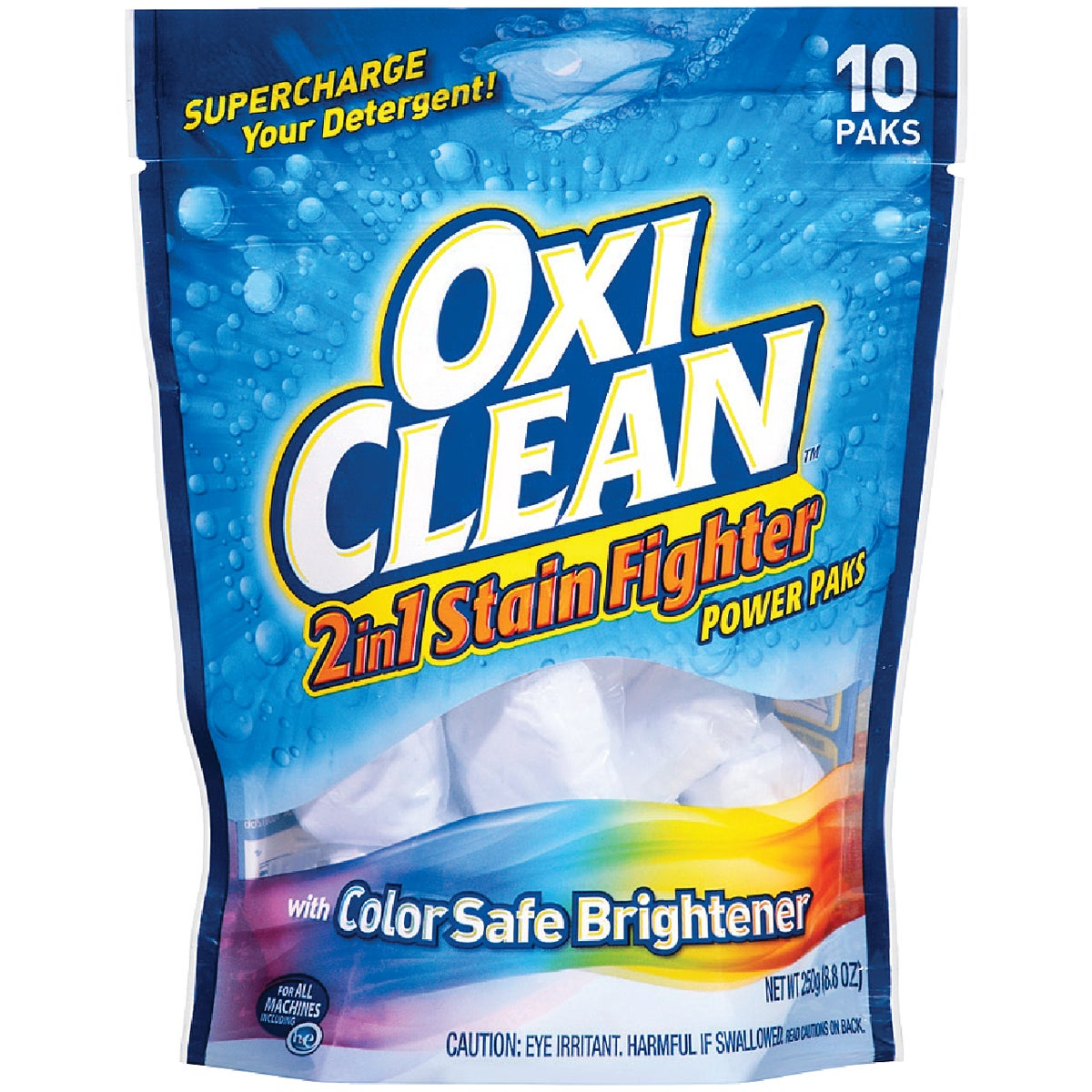 OxiClean 2-In-1 Stain Fighter Power Paks Laundry Booster, 51900