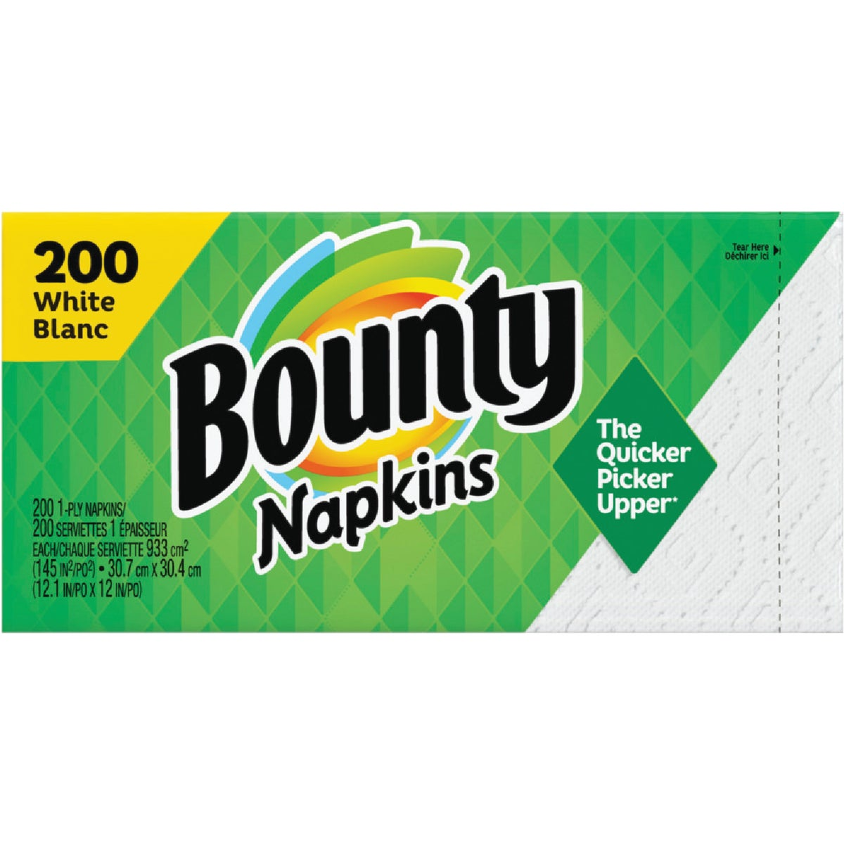 200CT BOUNTY NAPKINS - 34885 by Procter & Gamble