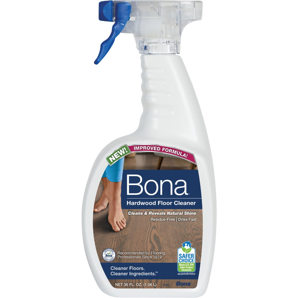 36OZ WOOD FLOOR CLEANER - WM700059001 by Bonakemi Usa Inc