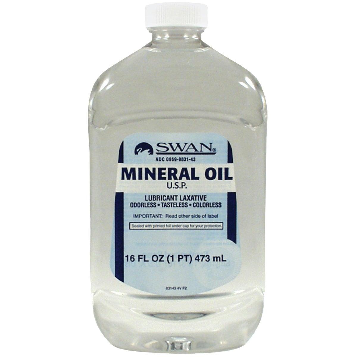 16OZ MINERAL OIL