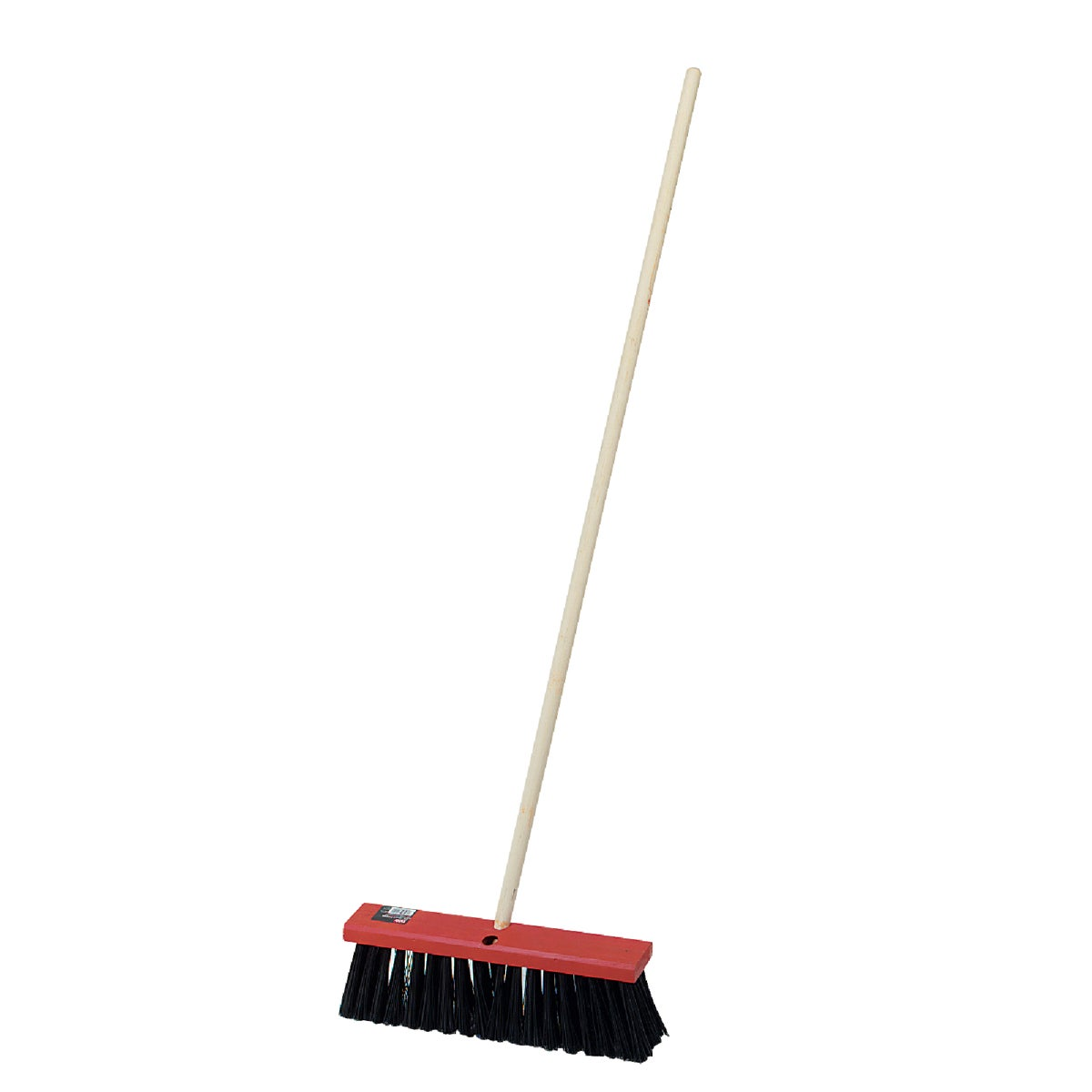 "18"" POLY PUSH BROOM - DIB89274 by D Q B Ind"