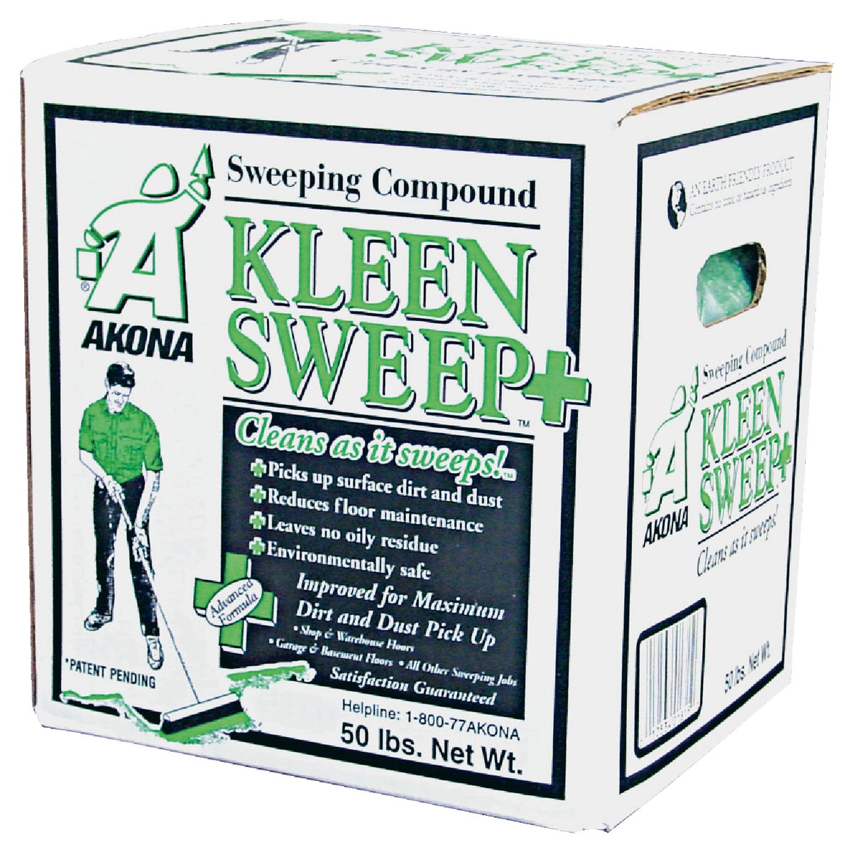 50LB BOX KLEEN SWEEP - 1815 by Kleen Products Llc