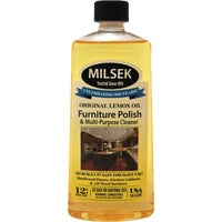 Milsek 12OZ LEMON FURN POLISH 13570