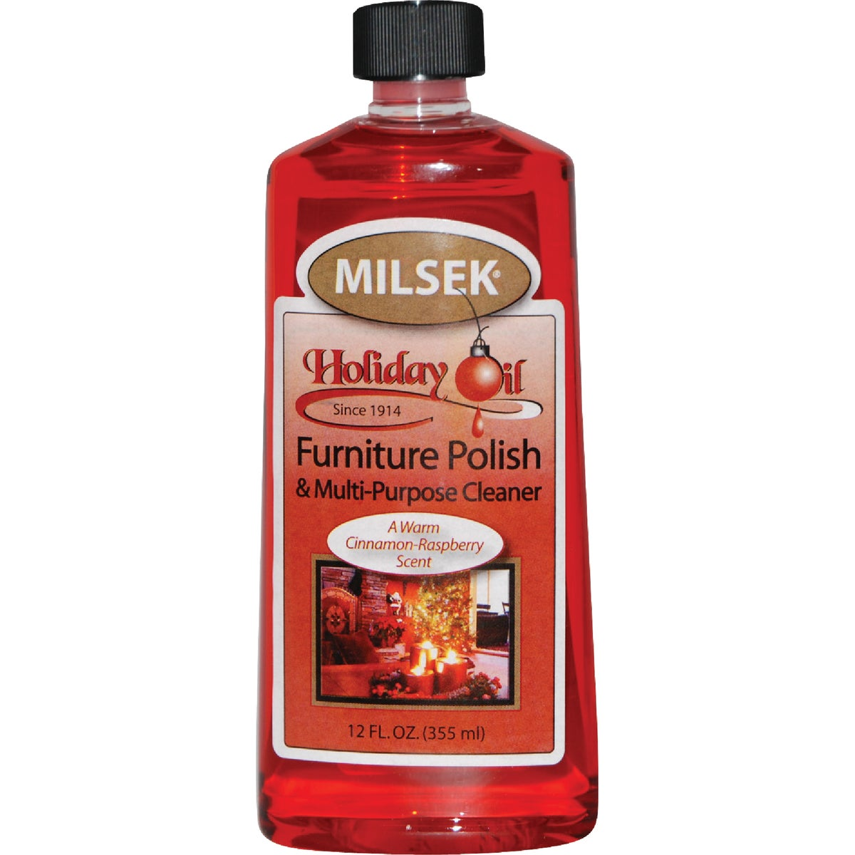 12OZ FURNITURE POLISH - 13590 by Milsek