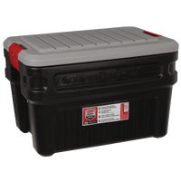 Rubbermaid 24GAL BLK ACTIONPACKER 117204