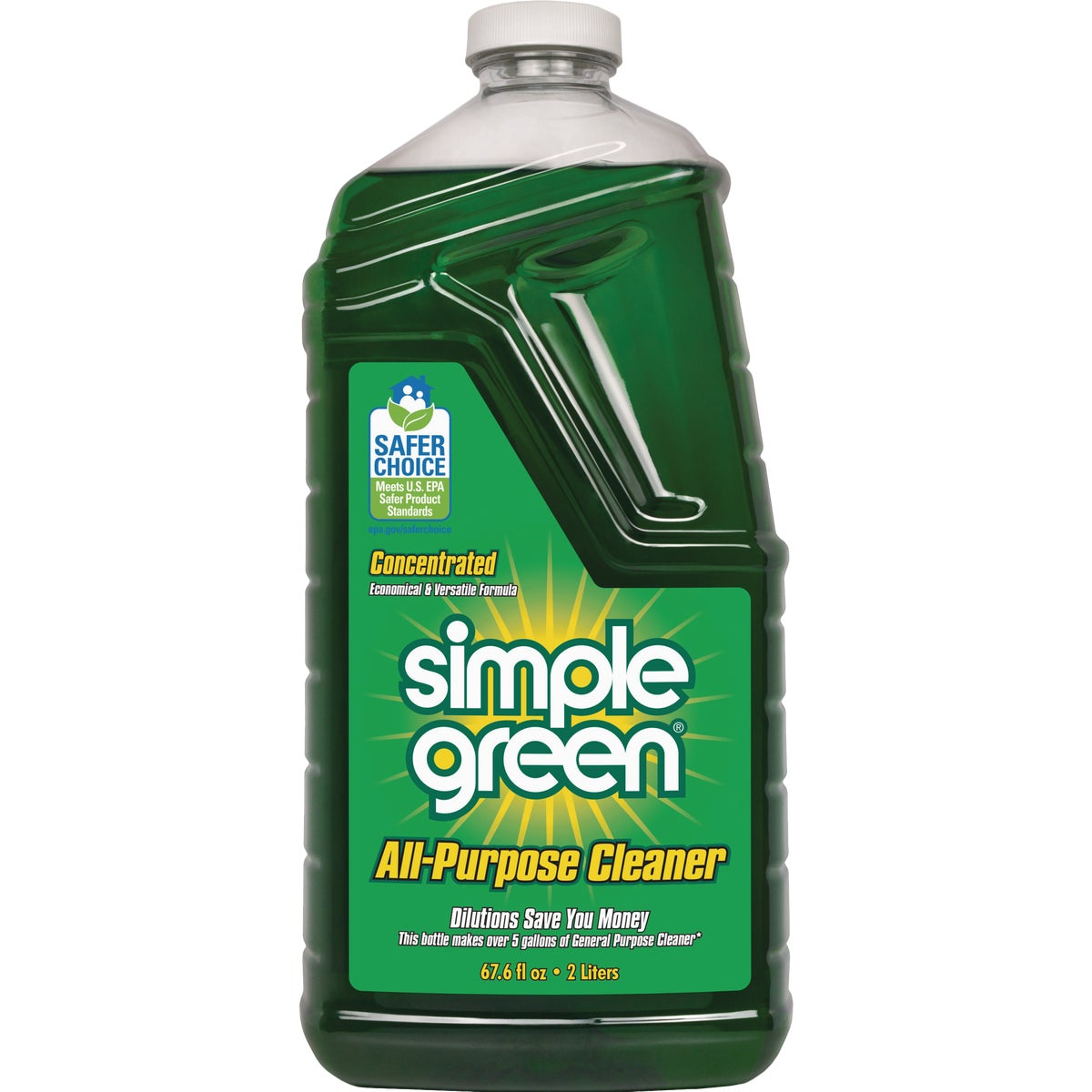 67OZ CLEANER/DEGREASER - 2710000613014 by Sunshine Makers Inc