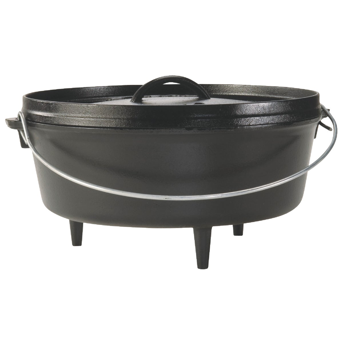 8QT CAMP OVEN - L12DC03 by Lodge Mfg Co
