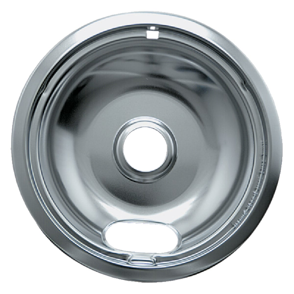 "8"" RANGE DRIP PAN - 102AM by Range Kleen Mfg Inc"