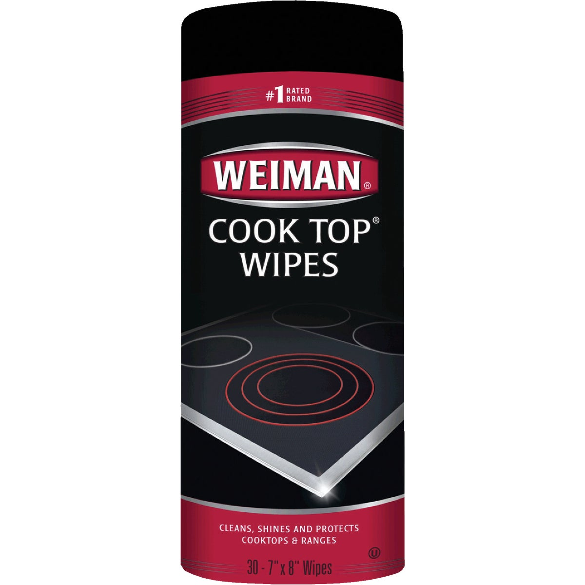 COOKTOP CLEANING WIPES - 90 by Weiman Products Llc