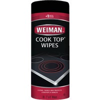 Weiman Products LLC COOKTOP CLEANING WIPES 46