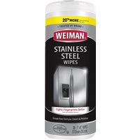 Weiman Products LLC STAINLESS STEEL WIPES 50
