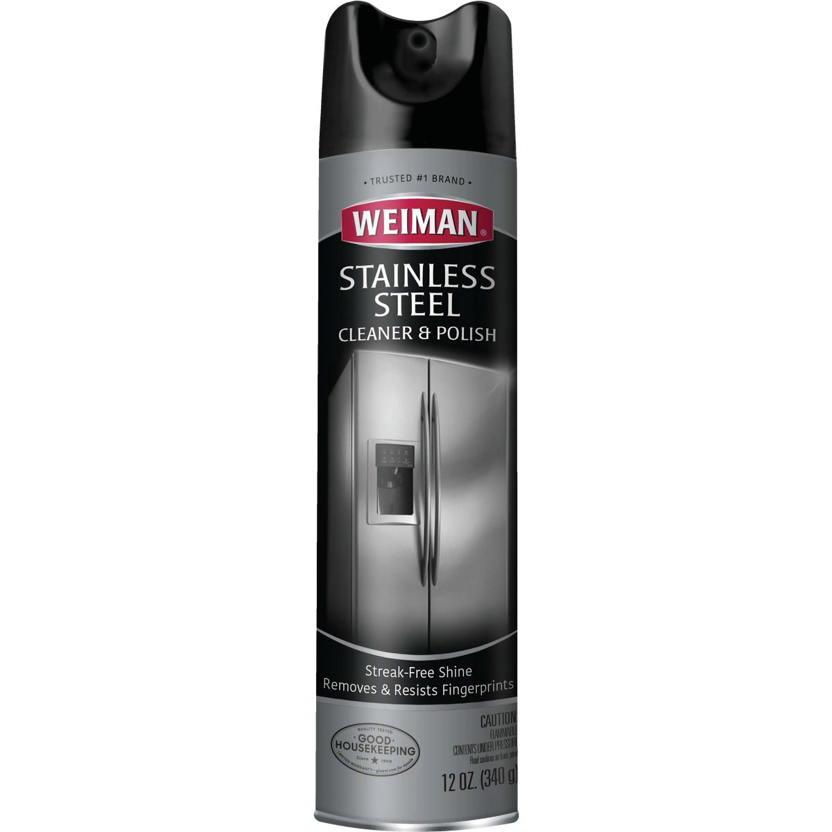 STAINLESS STEEL CLEANER - 02 by Weiman Products Llc