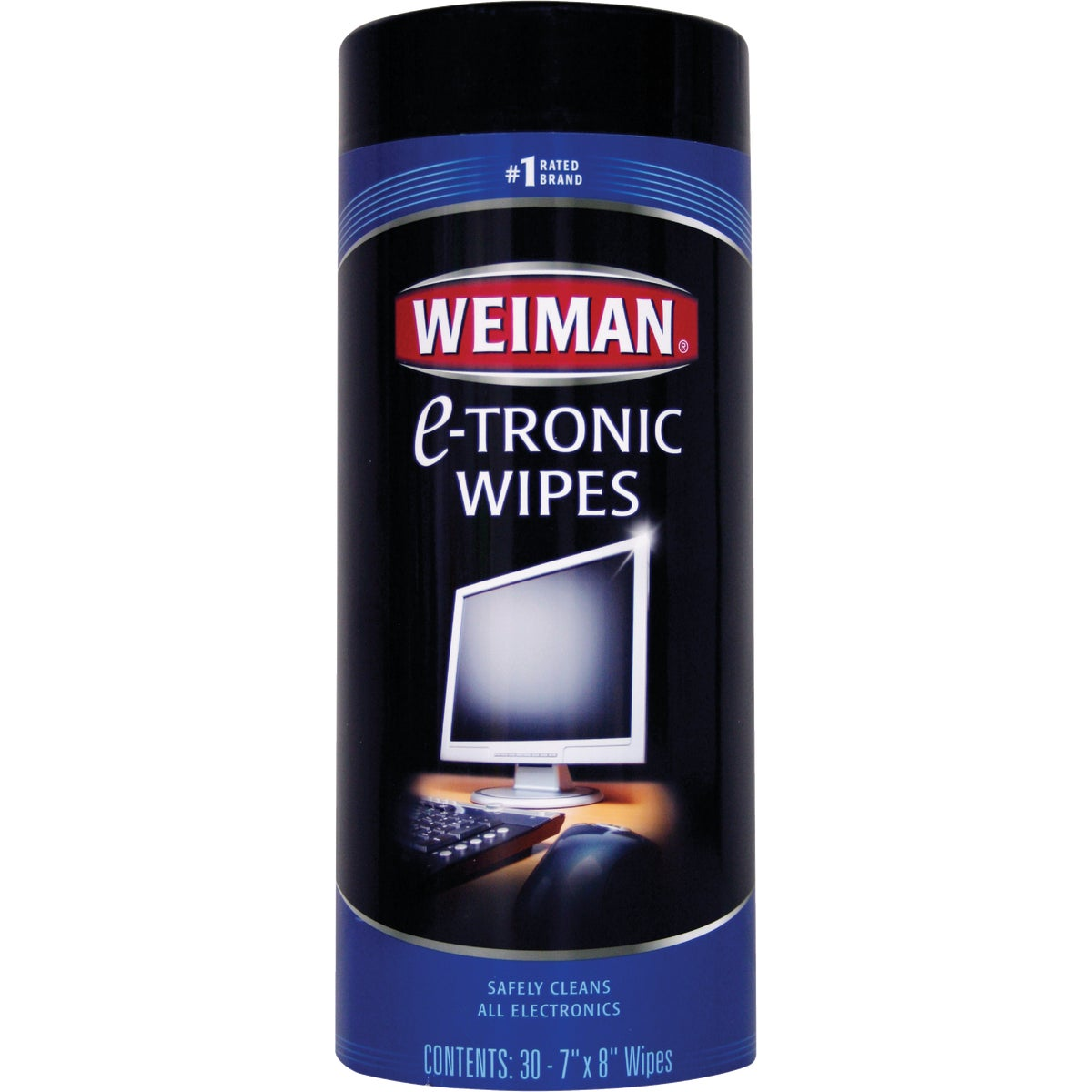 ELECTRONIC MEDIA WIPES - 93 by Weiman Products Llc