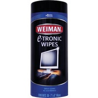 Weiman Products LLC ELECTRONIC MEDIA WIPES 53