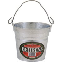 Behrens 2QT HOT DIPPED MINI PAIL G100