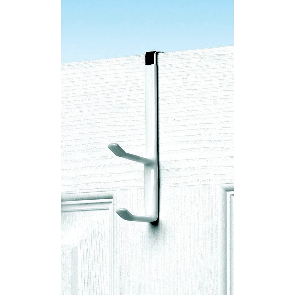 WHITE OVER DOOR HOOK - 16500 by Spectrum Diversified