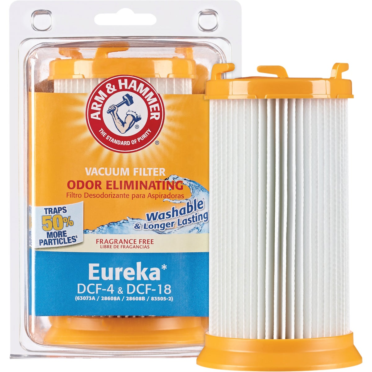 DCF18 HEPA VAC FILTER - 63073C-2 by Electrolux Home Care