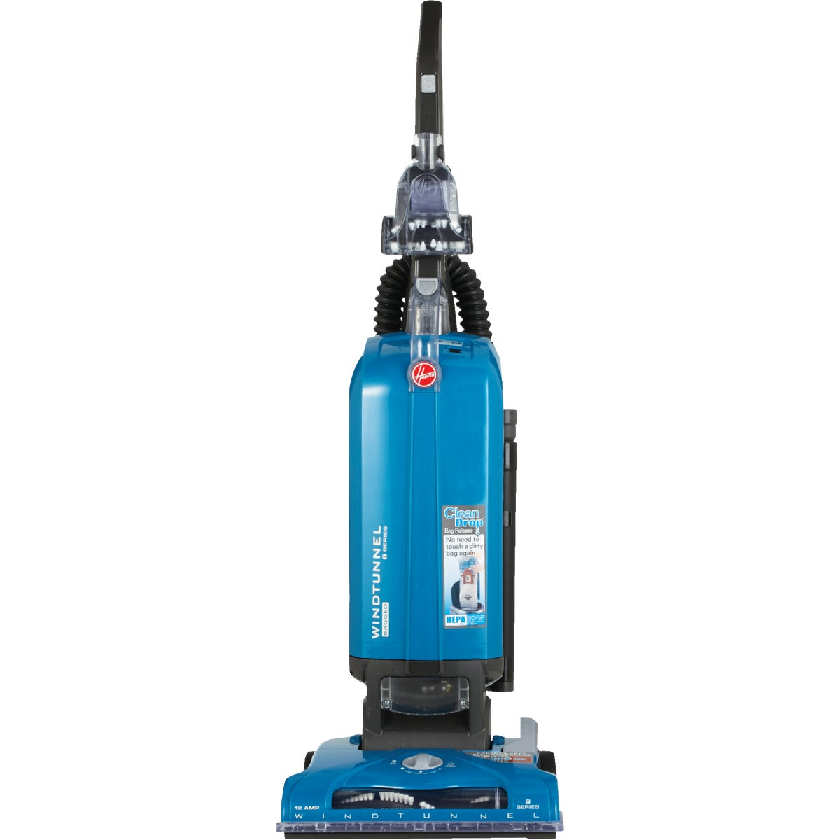 Hoover T-Series WindTunnel Bagged Upright Vacuum at Sears.com