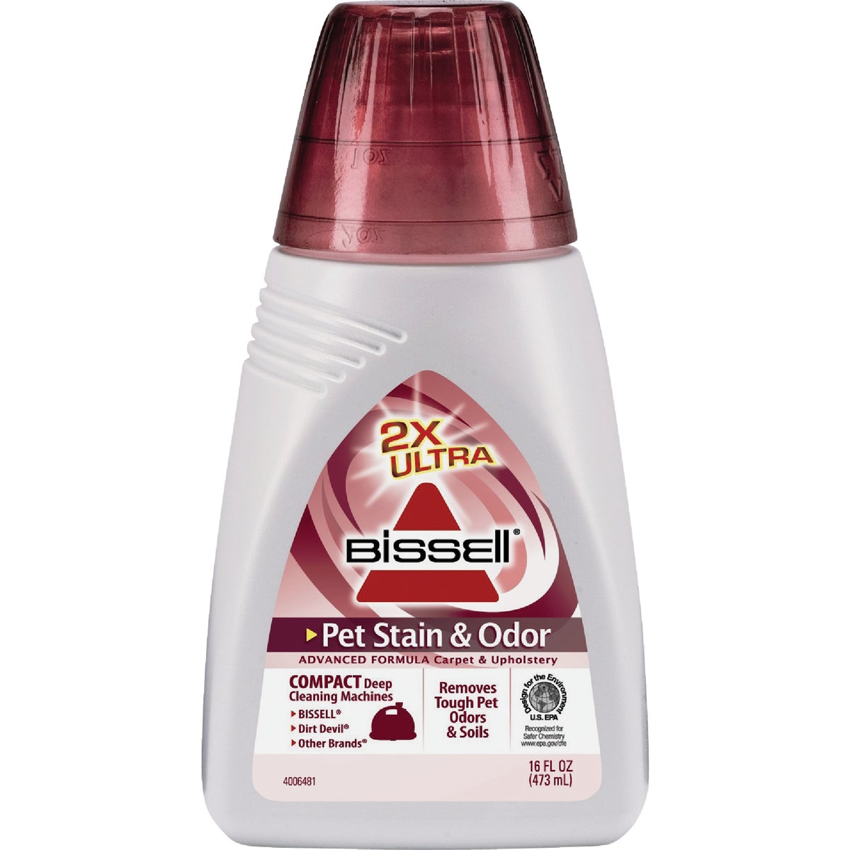 16OZ PET STAIN REMOVER - 74R71 by Bissell Homecare Int