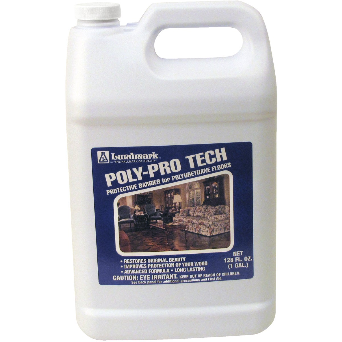 GALLON POLY-PRO TECH WAX - 3228G01-2 by Lundmark Wax Co