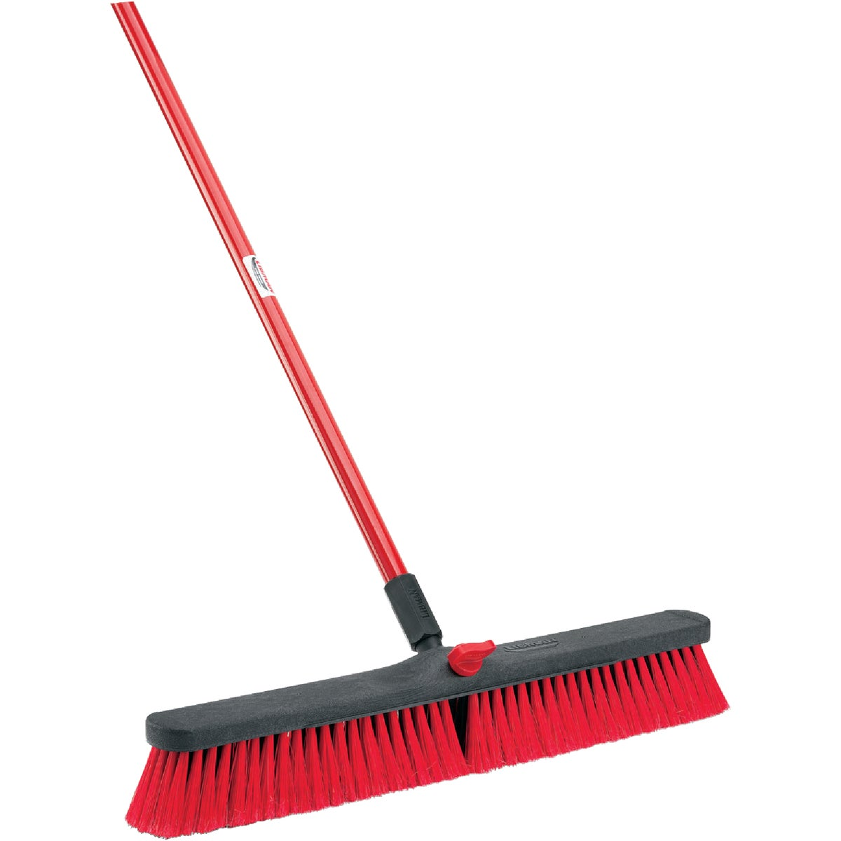 "24"" WIDE PUSH BROOM"