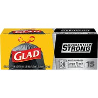 Clorox/Home Cleaning 30GAL/14CT TRASH BAGS 70419