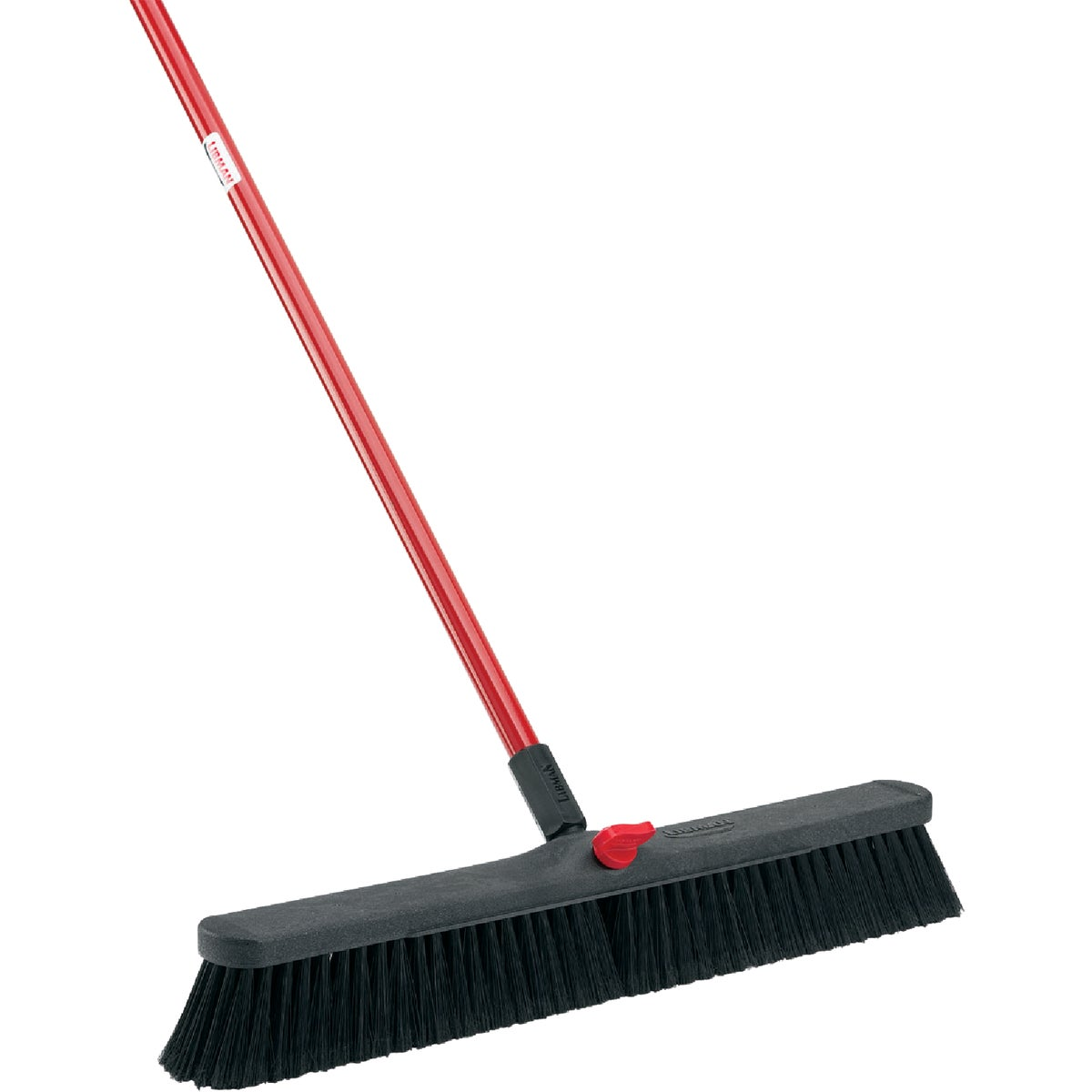 "24"" SMOOTH PUSH BROOM - 124961 by F H P-lp"