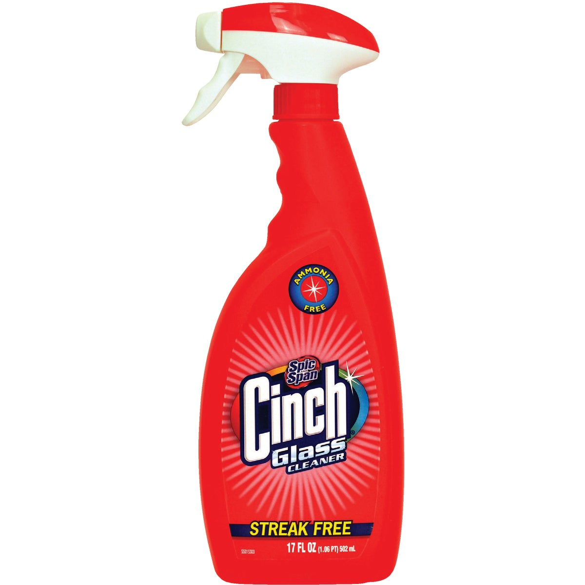Spic & Span Cinch Glass & Surface Cleaner, 201