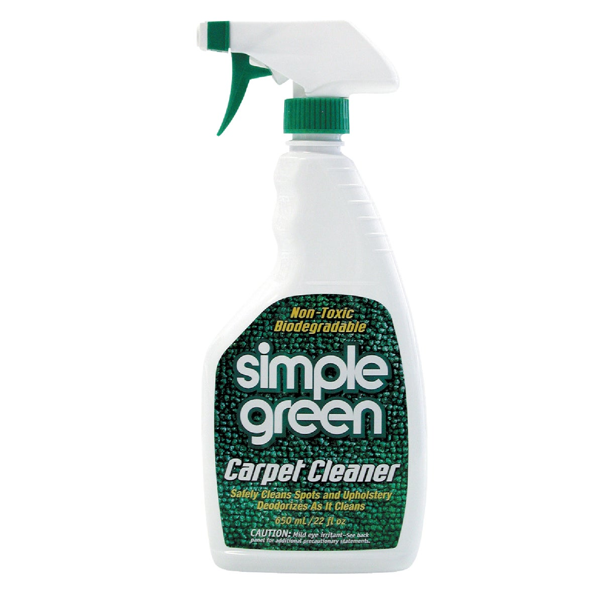 22OZ CARPET CLEANER - 0510001257024 by Sunshine Makers Inc