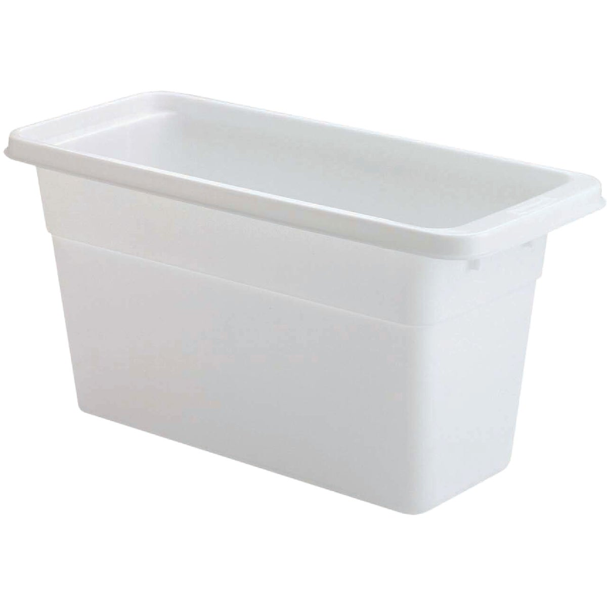 WHITE ICE CUBE BIN - FG2862RDWHT by Rubbermaid Home