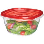 4-Piece Square Food Storage Container.