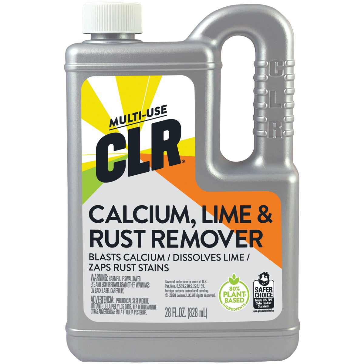 CLR Enhanced Calcium, Lime And Rust Remover