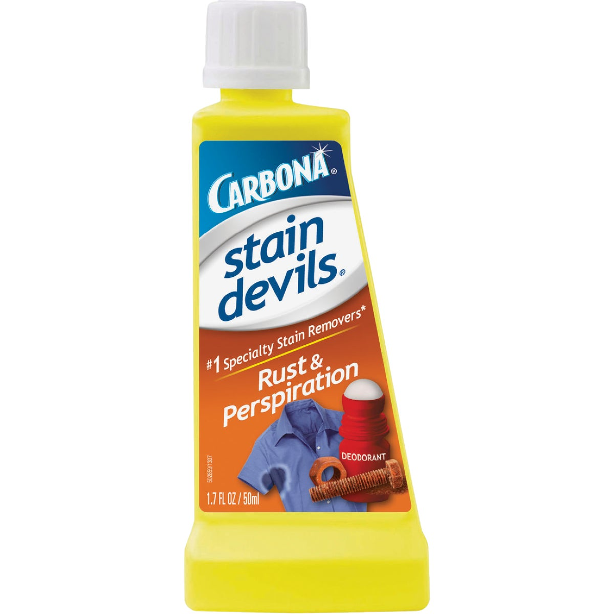 STAIN DEVILS #9 REMOVER - 403/24 by Carbona