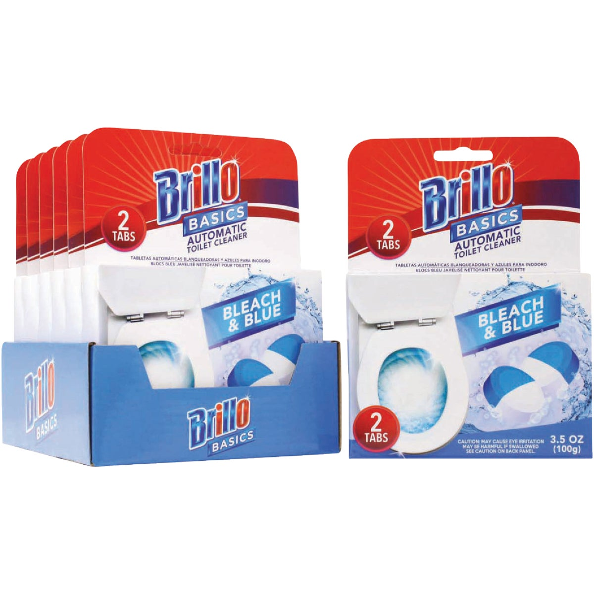 3Ct Toilet Bowl Tablets