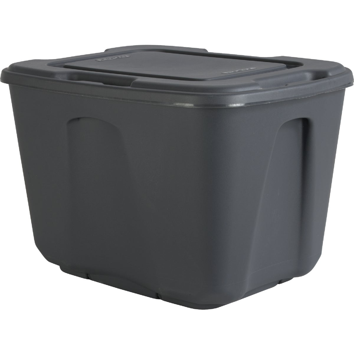 18 GALLON TOTE BOX - 6518.RMC.08 by Homz/ Tamor