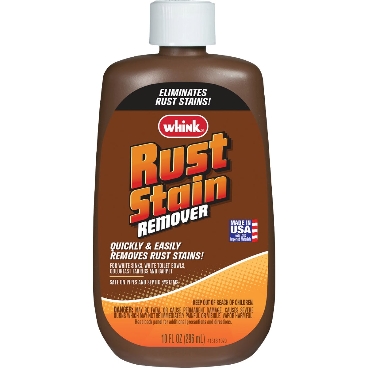 RUST/STAIN REMOVER - 01281 by Whink Products Hotle