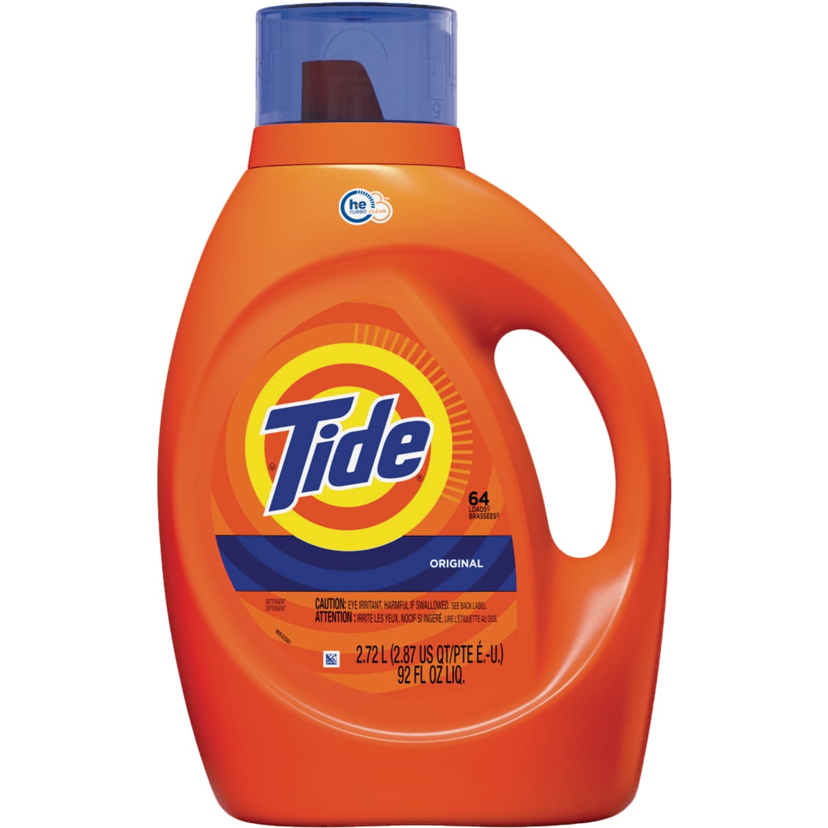 Tide Liquid Laundry Detergent, 13882