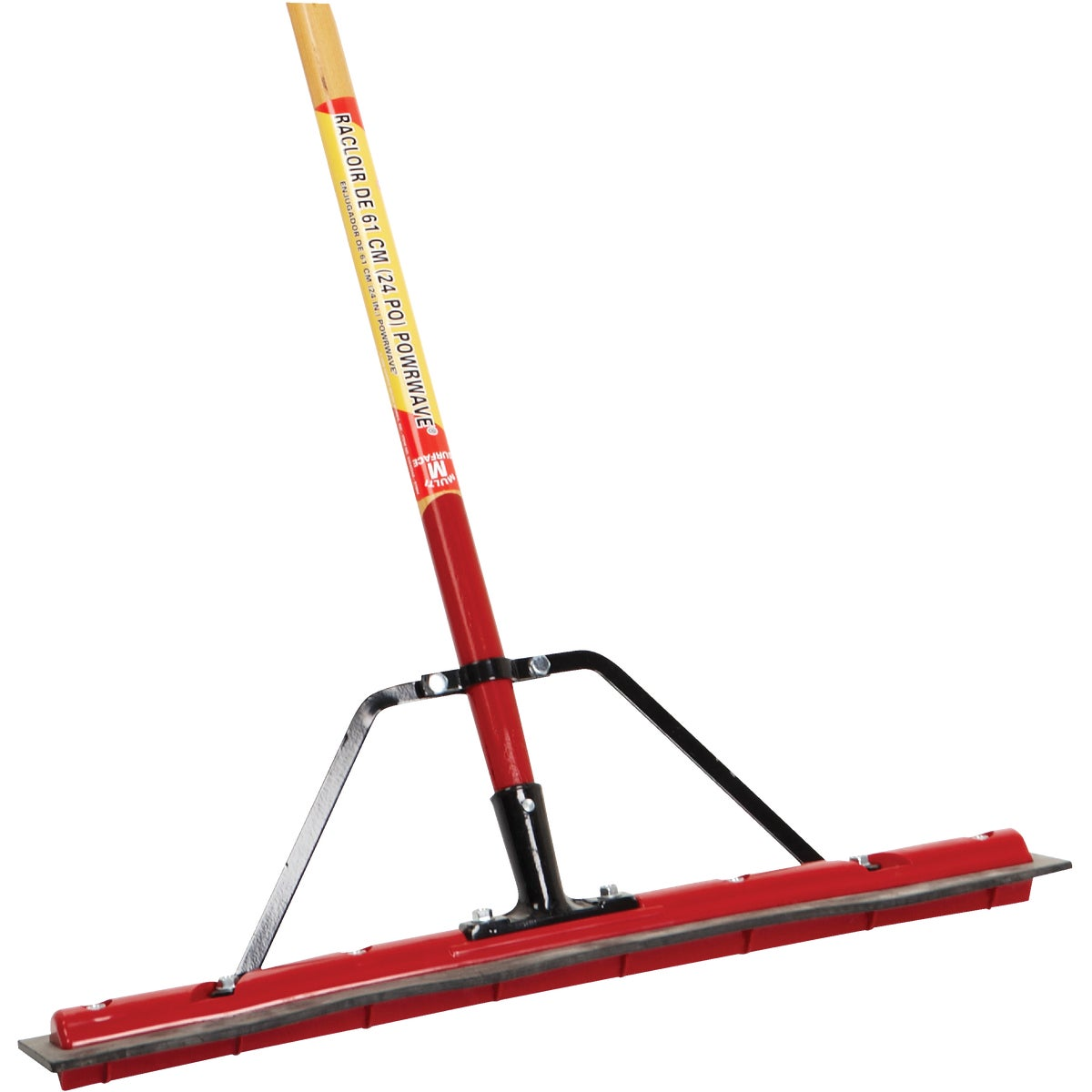"24"" PRO FLOOR SQUEEGEE - 5324224A by Harper Brush Incom"