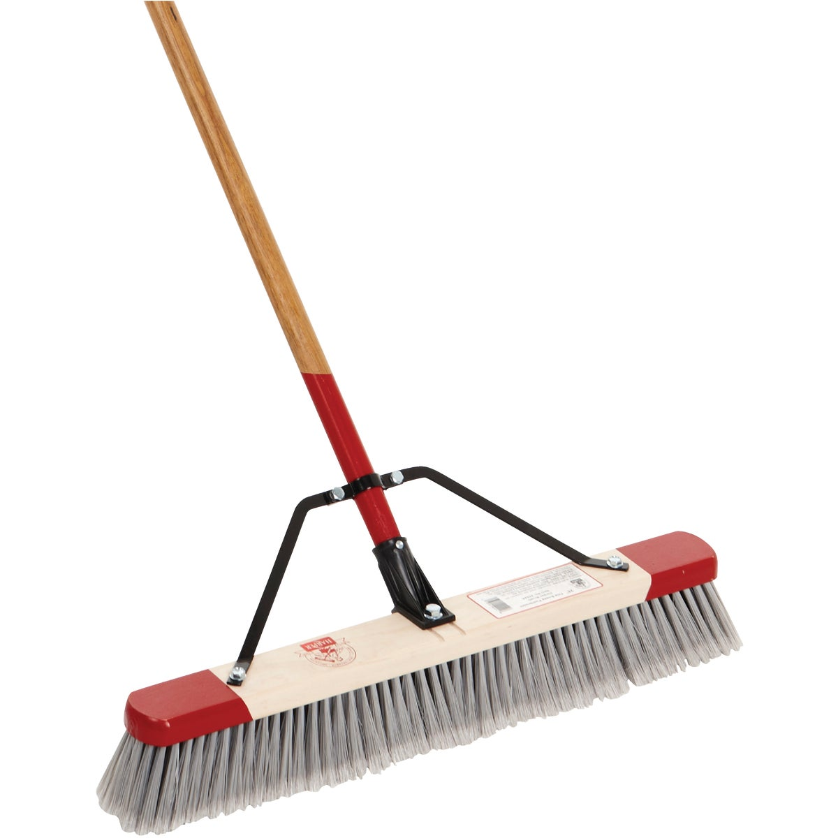 "24"" FINE SWEEP BROOM - 2224A by Harper Brush Incom"
