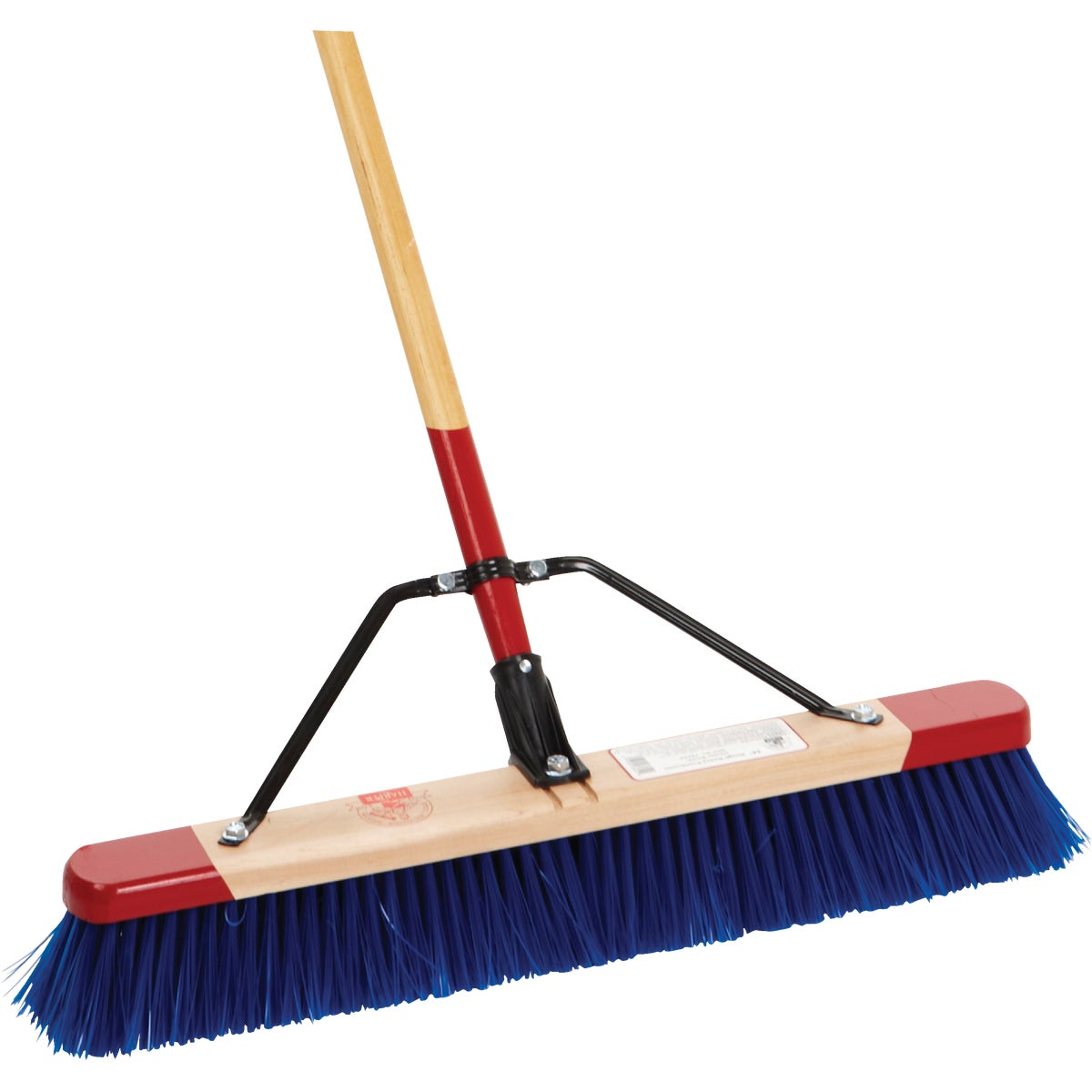 "24"" ROUGH SURFACE BROOM - 7924A by Harper Brush Incom"